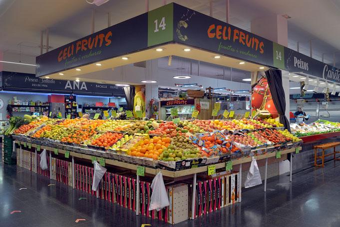 Fruiteria Celi Fruits, parada 14