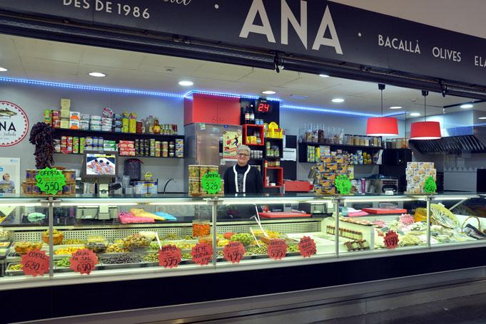 Pesca Salada Ana, parada 6