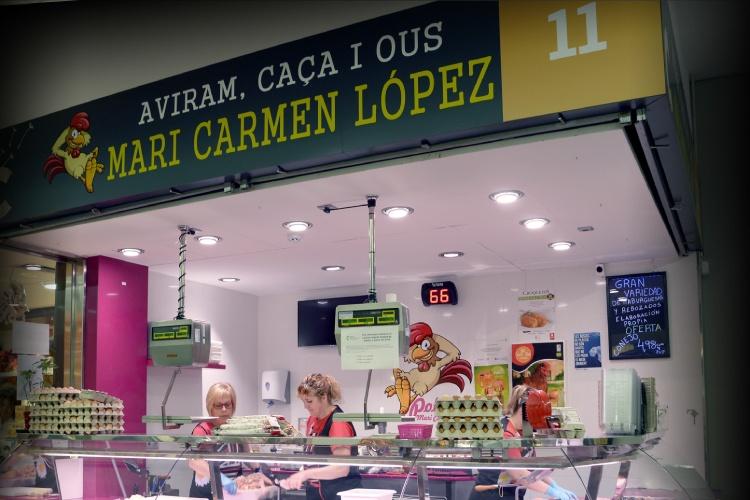 Pollería Mari Carmen Lopez, parada 11
